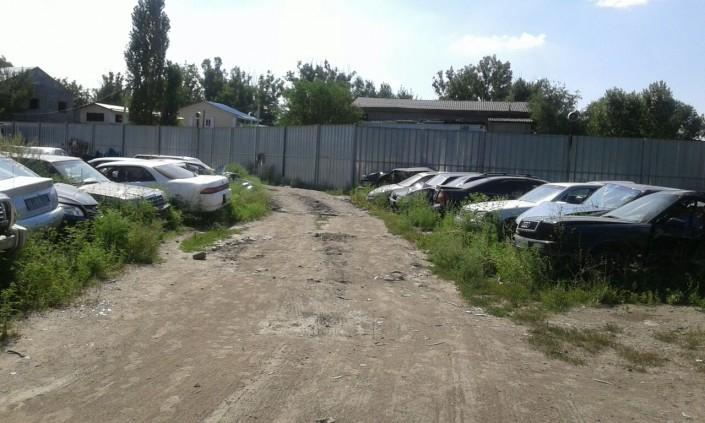 В Алматы собираются утилизировать аварийные авто со штрафстоянок, фото-2