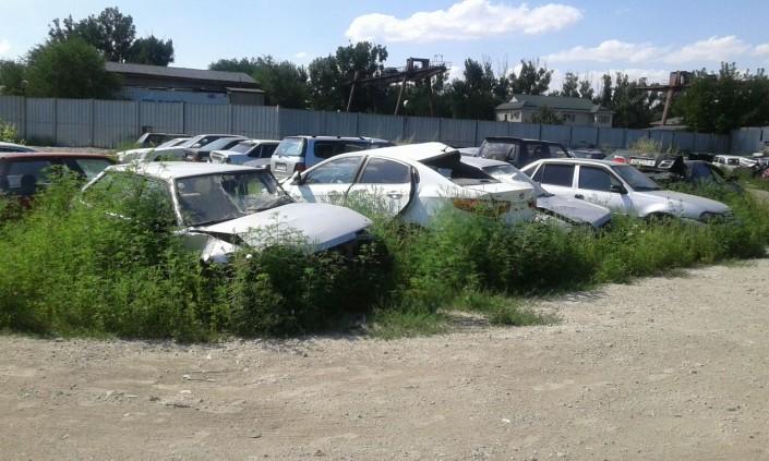 В Алматы собираются утилизировать аварийные авто со штрафстоянок, фото-1