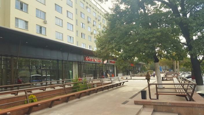"""Как выглядит территория перед """"Юбилейным"""" в Алматы после реконструкции. ФОТО, фото-1"""