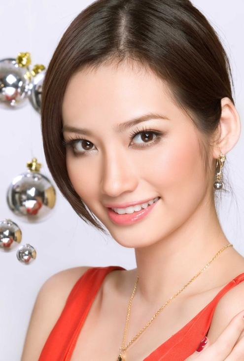 Классная Азиатка