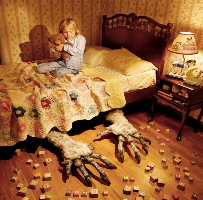 Почему все время снятся кошмары