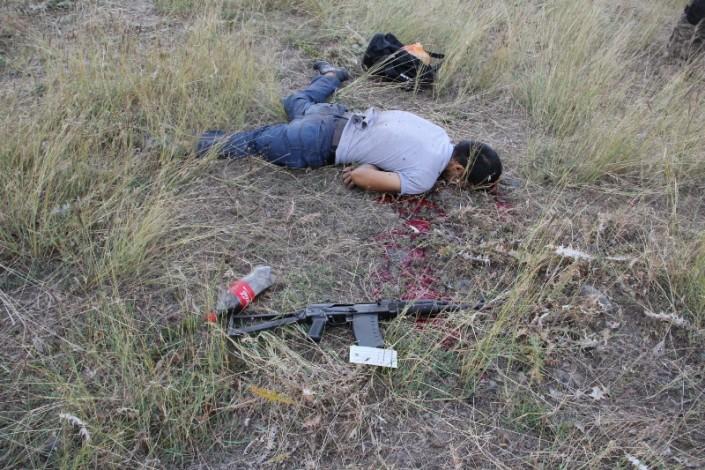В пригороде Бишкека ликвидирован террорист, оказавший вооруженное сопротивление спецназу