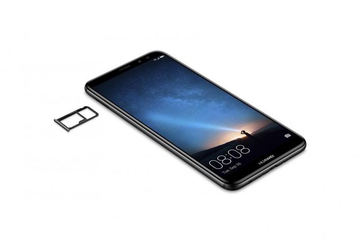 Китайцы раскрыли детали обезрамочном Huawei Honor V10