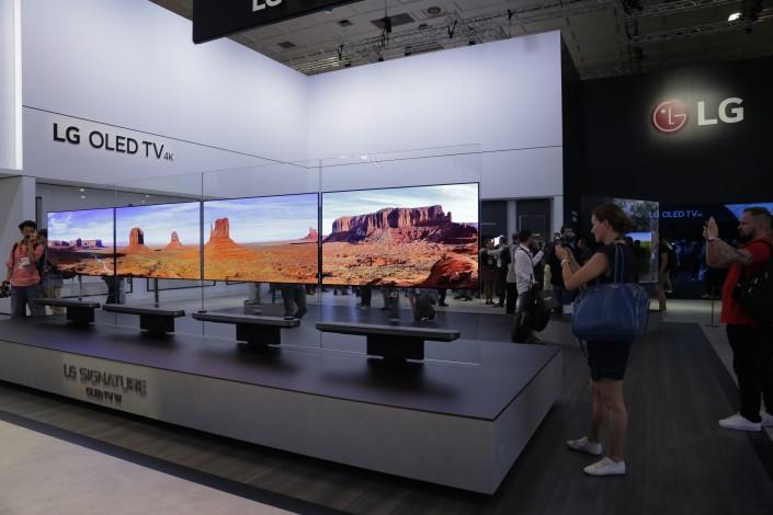 IFA 2017: Сони показала собственный наибольший телевизор BRAVIA OLED