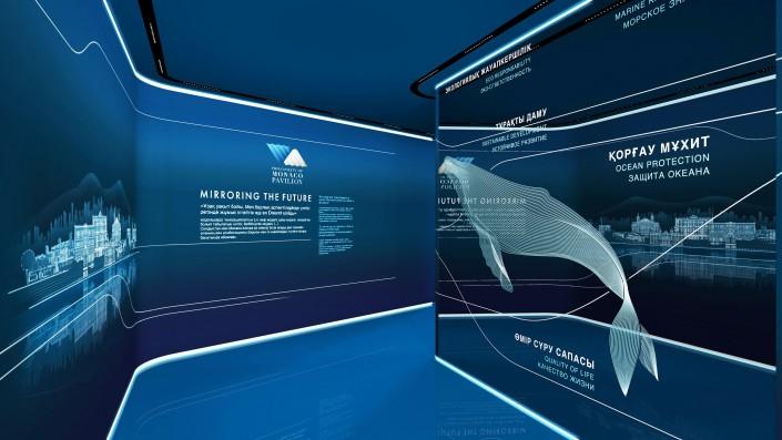 Море из зеркал и экранов: Что ждет посетителей в павильоне Монако на EXPO-2017
