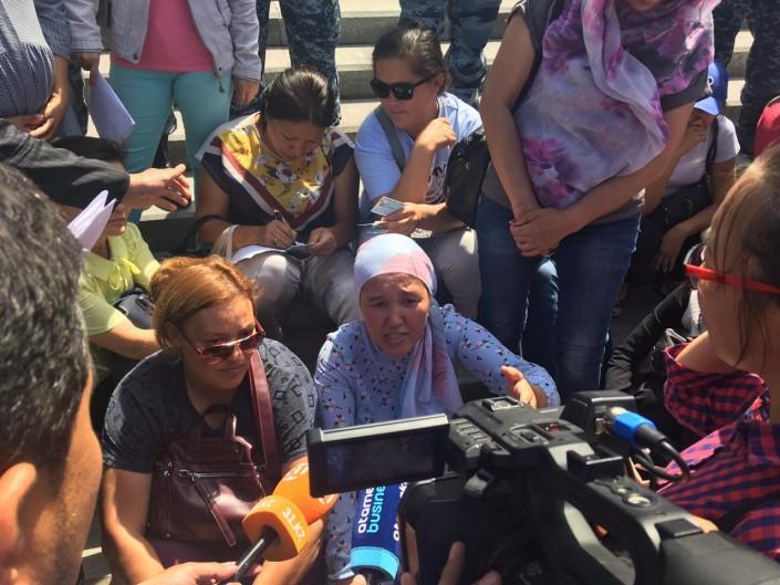 Многодетные матери собрались в Нур-Султане