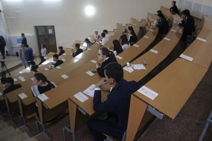 Талапкерлердің 75%-і қазақ тілінде ҰБТ тапсыруға өтініш білдірген