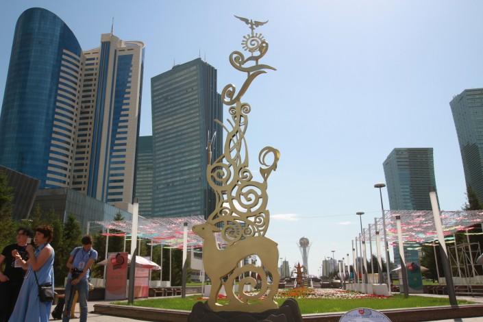 Что ждет гостей международного фестиваля искусства Astana Art Fest-2017