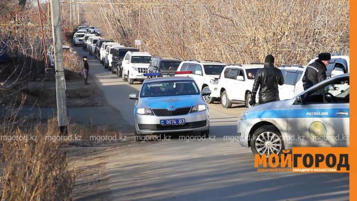 Подробности задержания кортежа из 60 джипов рассказали в полиции