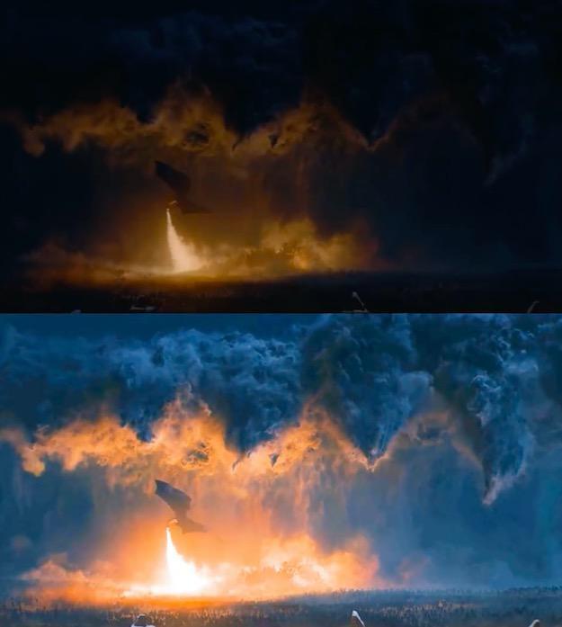 """В осветленной серии """"Игры престолов"""" вскрылось множество деталей"""