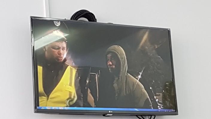 Спецоперация в центре Алматы: Обнародовано видео осмотра задержанной Toyota Land Cruiser