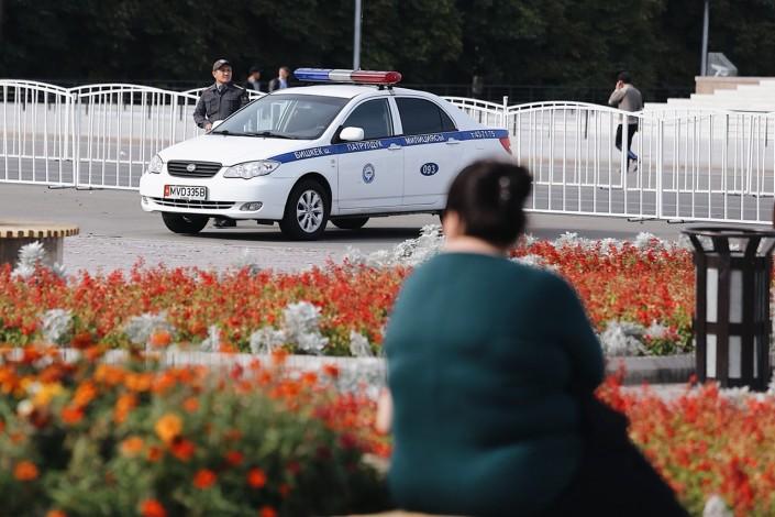 ВКыргызстане перед выборами президента объявлен «день тишины»