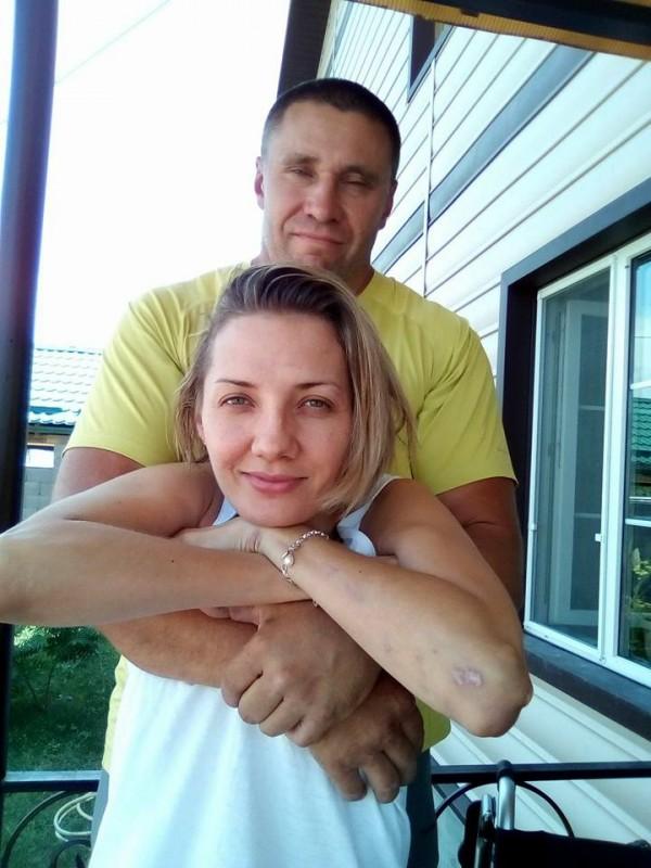 """""""Неделя выдалась очень непростой!"""" Как проходит реабилитацию после ДТП Екатерина Парафиева"""