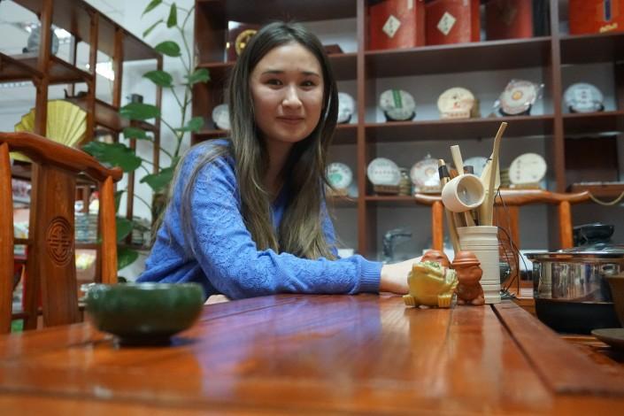 Три чашки чая с китаянкой. В старой части Астаны появилась маленькая частичка КНР