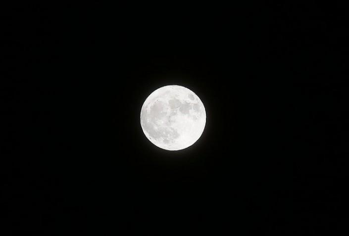Ввыходные вУфе можно будет увидеть лунное затмение