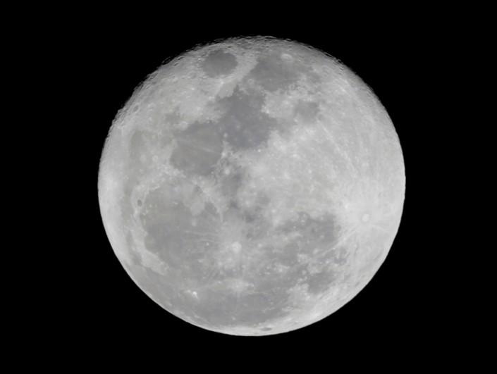 Лунное затмение 11февраля этого года. Где можно увидеть необычайное явление?