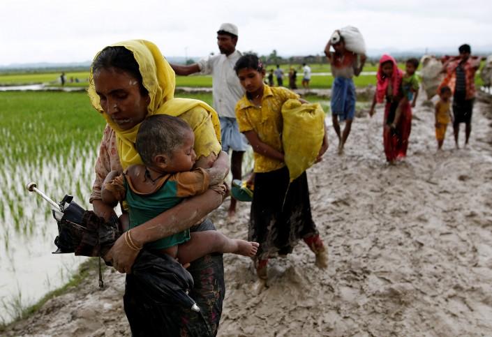Казахстанцы высказываются в поддержку мусульман в Мьянме