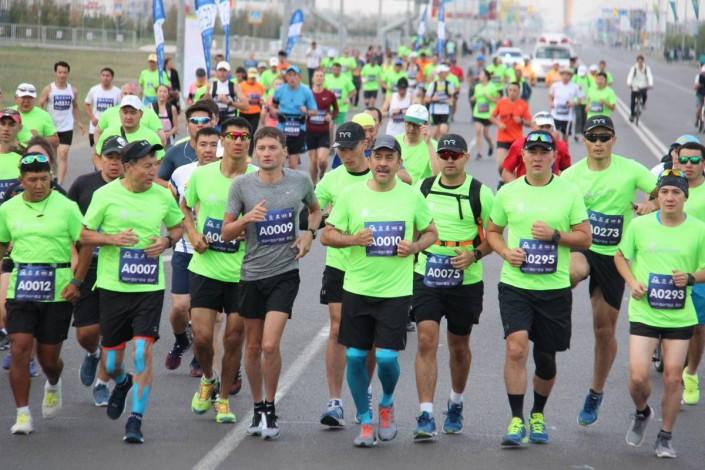 Определились победители международного марафона ШОС в Астане