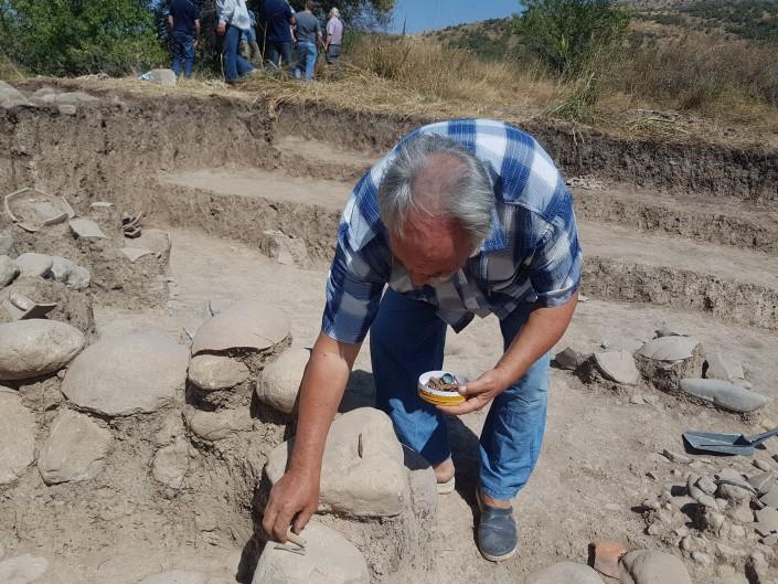 В ЮКО обнаружена уникальная монета, которой почти 2 тысячи лет