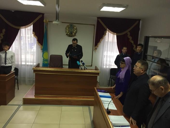 52 узбекистанца сгорели в автобусе: суд в Актобе вынес приговор водителям