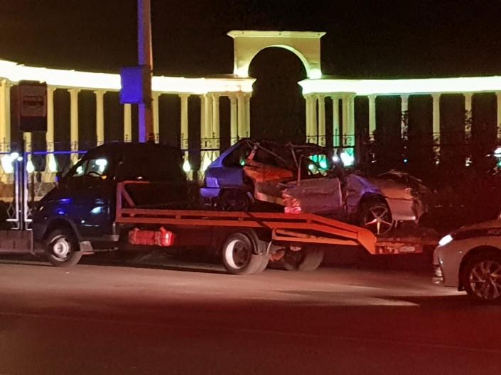 Четыре человека погибли в крупом ДТП с участием грузовика в Кызылорде