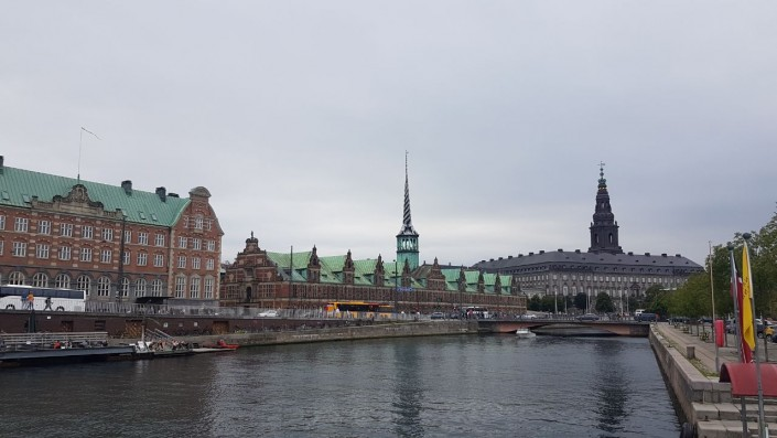 Carlsberg праздновал 170-летие 170 часов в Копенгагене