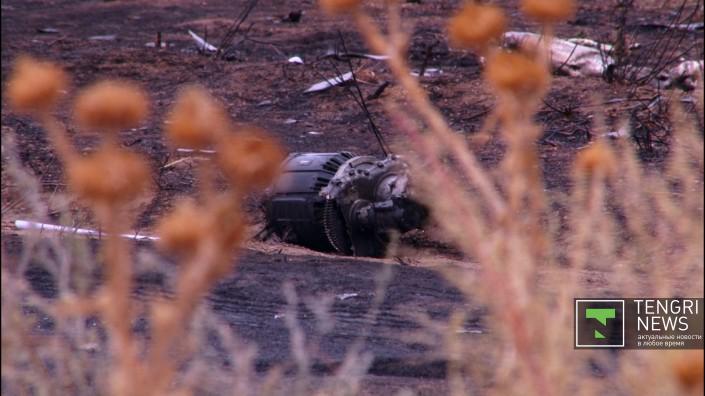 декорации интересные фото очевидцев падения самолета ростова румян