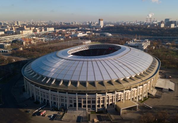 Болельщики засутки раскупили все доступные билеты наЧМ-2018 в РФ