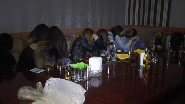 В Алматы накрыли притон с проститутками и клиентами из Южной Кореи