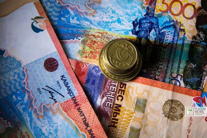 Кредит остался в казахстане