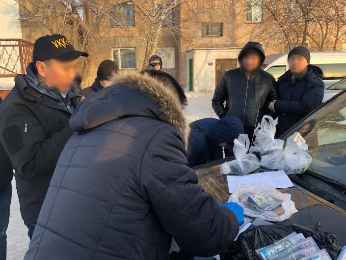 Задержаны руководители Казгидромета