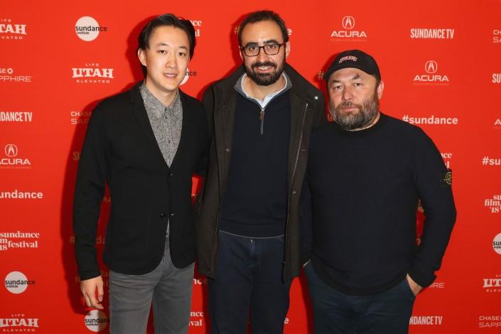 Российско-швейцарский фильм обискателях бивней мамонтов получил приз кинофестиваля вСША
