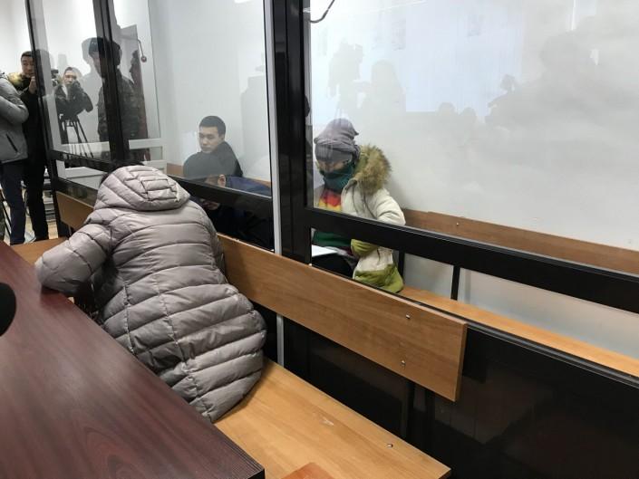 В Алматы начался суд по делу об убийстве Дениса Тена