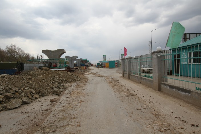 В столичном акимате назвали причину приостановления строительства LRT