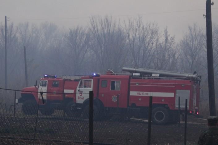 Пожар в Западном Казахстане уничтожил 30 домов (ВИДЕО)