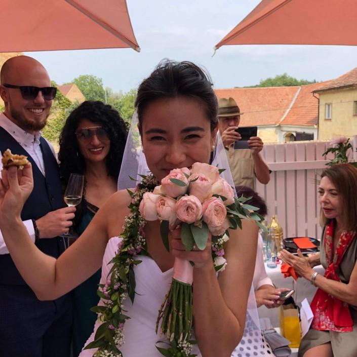 """""""Культурные различия не помеха"""": казахстанка вышла замуж за перуанца 1"""