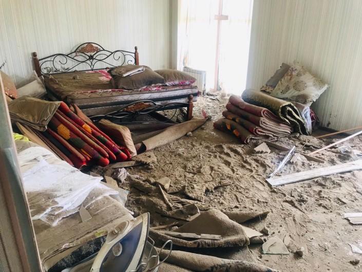 Момент взрыва в Алматинской области попал на видео