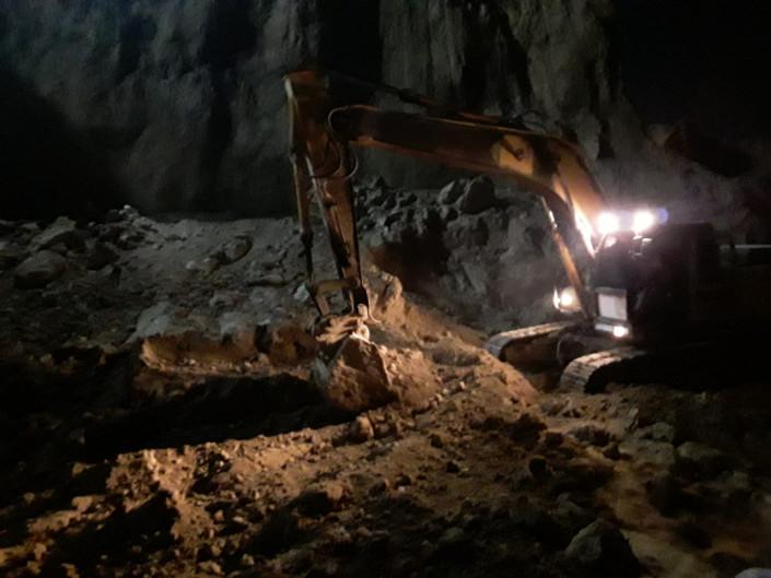 """""""Рабочие погибли под завалами грунта"""": названа предварительная причина ЧП в Шымкенте 1"""
