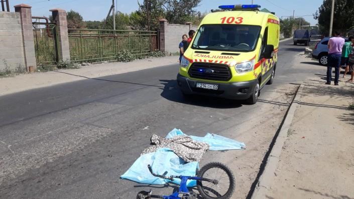 Водитель ЗИЛа не заметил, как задавил ребенка в Алматы