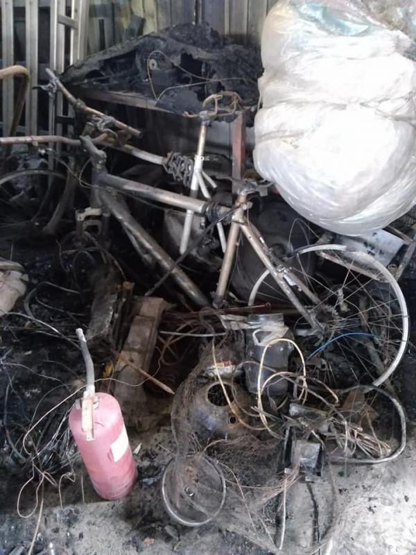 Глава семейства погиб, спасая жену и детей из страшного пожара в Алматинской области (Фото) 2