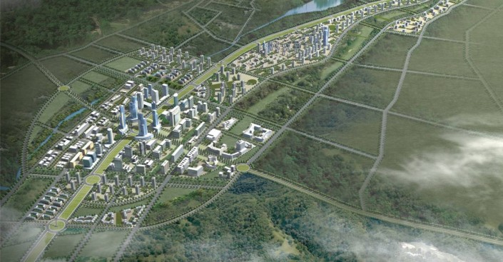 Когда начнется строительство города-спутника под Алматы