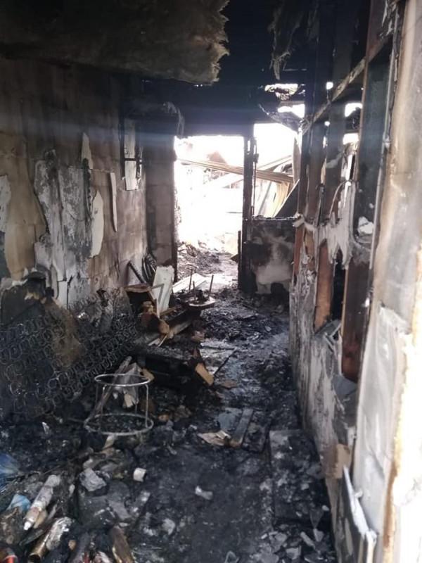 Глава семейства погиб, спасая жену и детей из страшного пожара в Алматинской области (Фото) 1