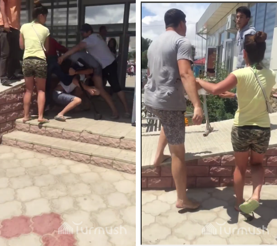 Участие в драке на Иссык-Куле предположительно принимали туристы из Казахстана