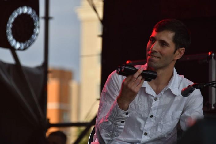 Музыка Черного моря и джаз по-грузински прозвучали на сцене The Spirit of Astana