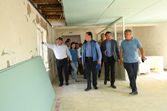 Арысь: 854 дома восстановит Алматинская область