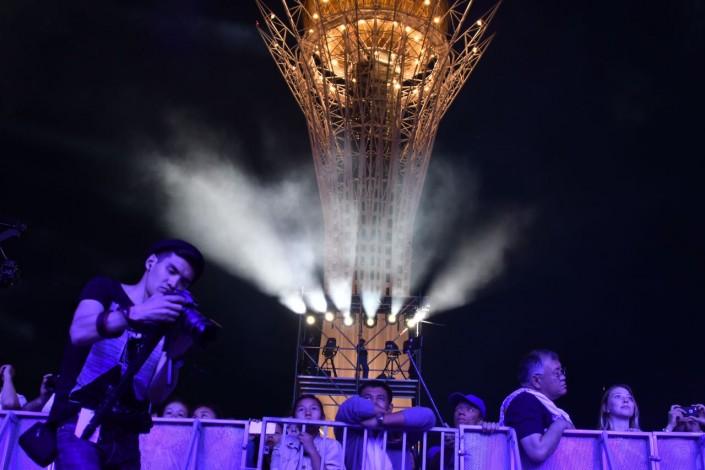 Грандиозный дебют. В столице состоялся The Spirit of Astana