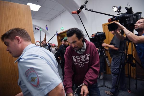 Казахстанец арестован за нападение на главу ЦИК РФ 2
