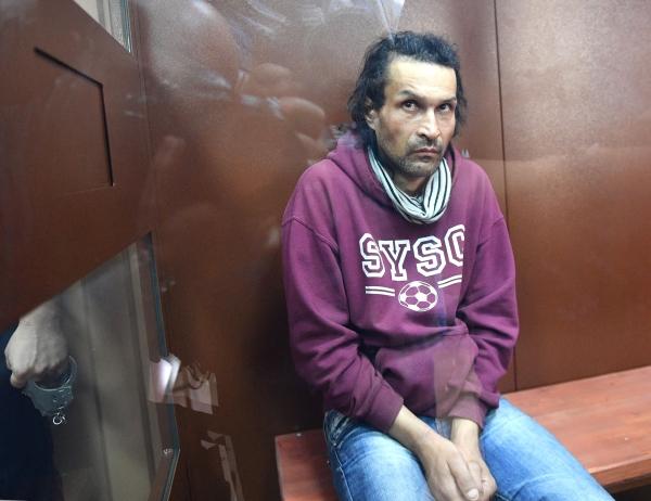 Казахстанец арестован за нападение на главу ЦИК РФ 1