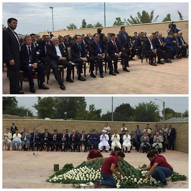 фото каримов похороны