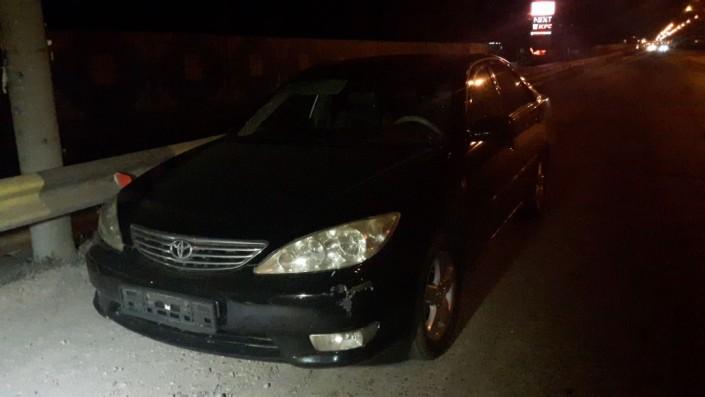 Водитель Toyota насмерть сбил мужчину в Алматы